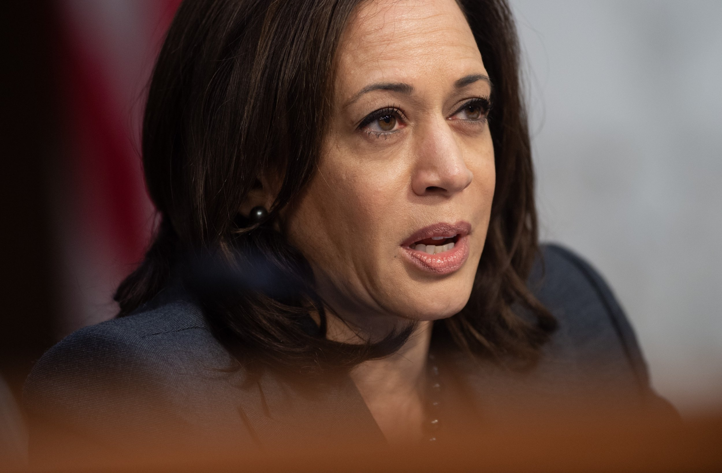 Fox Nation Host Accuses Kamala Harris Of Using Affair With Ex San Francisco Mayor To Boost Career Well Isn T That Something