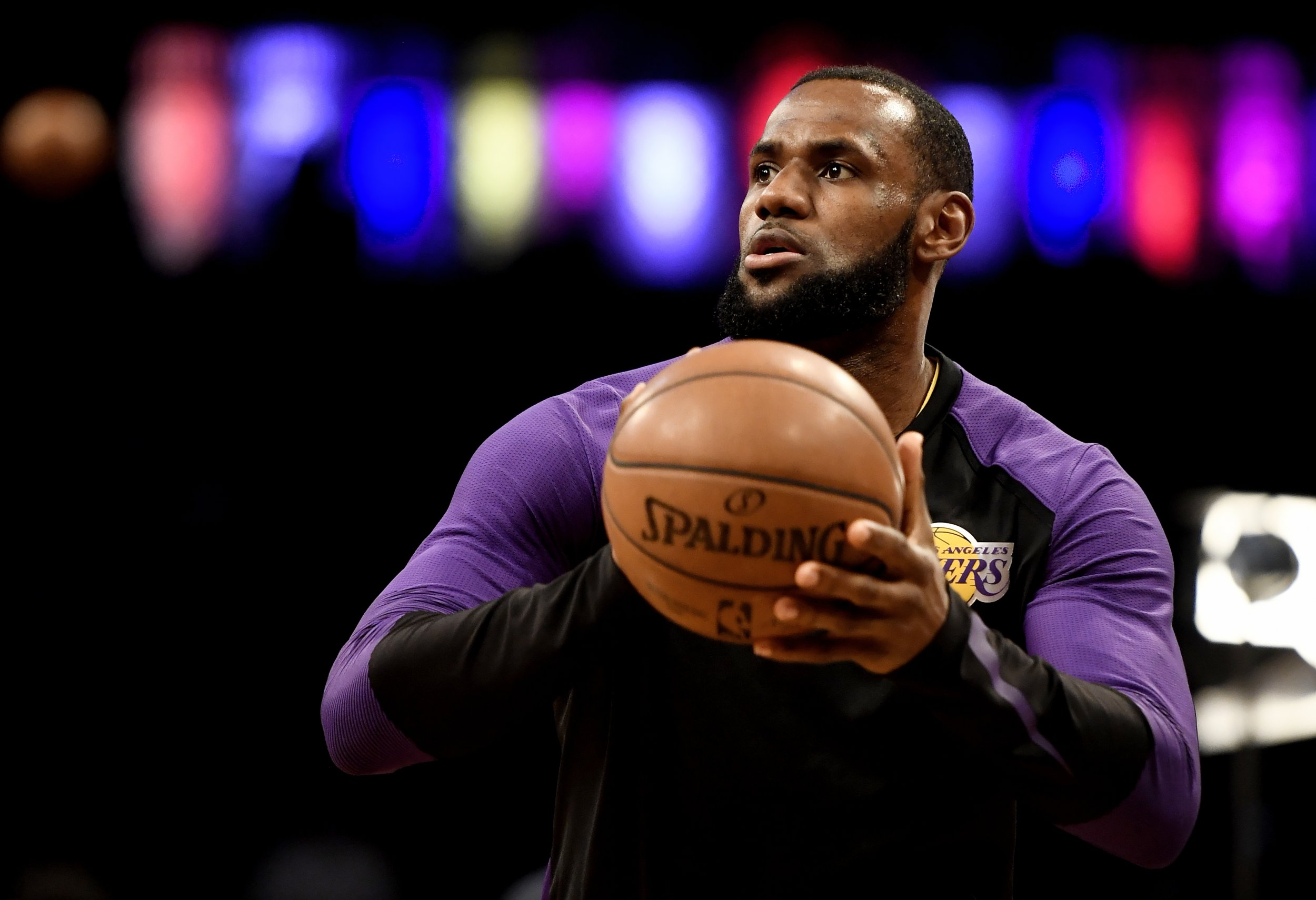 84349b0da LeBron James Injury Update  Lakers Star Targeting Return on Thursday vs  Clippers