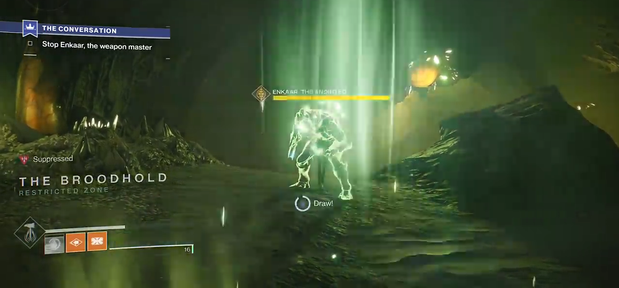 Destiny 2 Last Word Quest Guide How To Beat The Cleansing