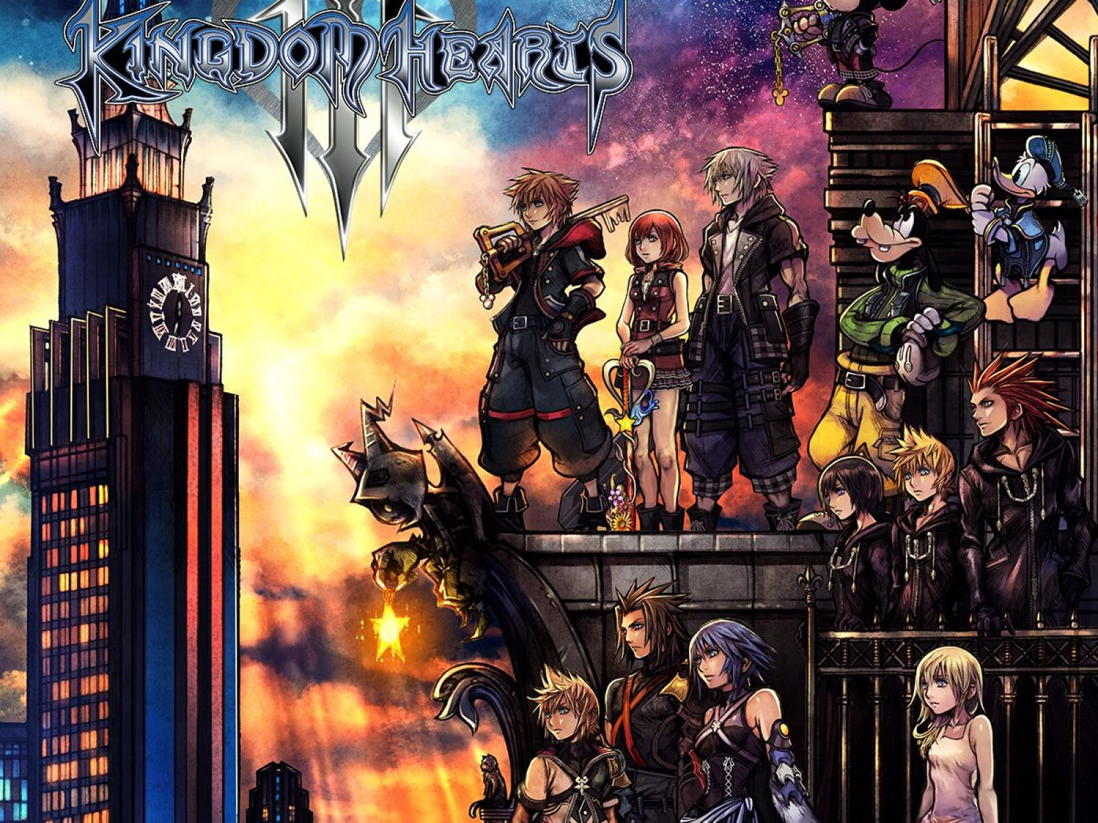 Kingdom Hearts 3 Play Time How Long Does It Take To Stop The