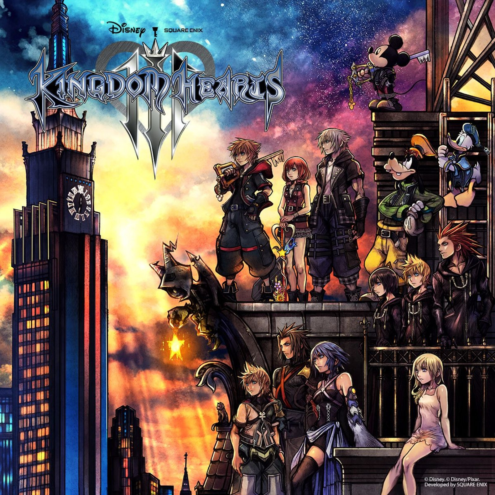Kingdom Hearts 3' Play Time: How Long Does it Take to Stop