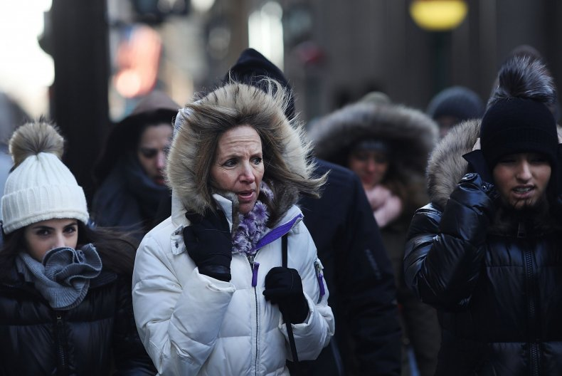 polar vortex winter wind chill nyc weather washington dc forecast