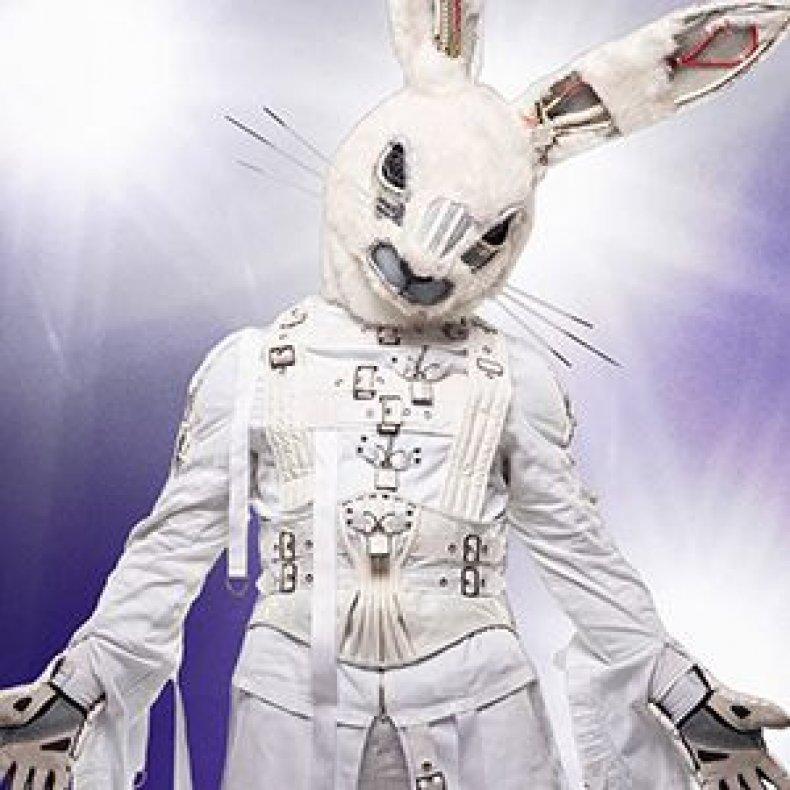 Masked, singer, episode, 5, spoilers, recap, who, is, unmasked, revealed, rabbit nsync joey fatone nick cannon Backstreet Boys new kids on the block