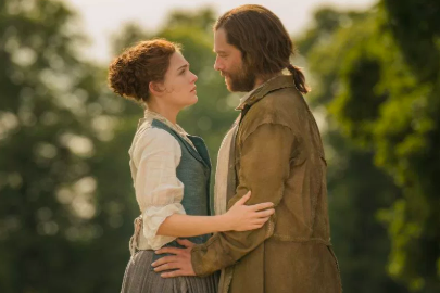 Roger and Brianna: Outlander