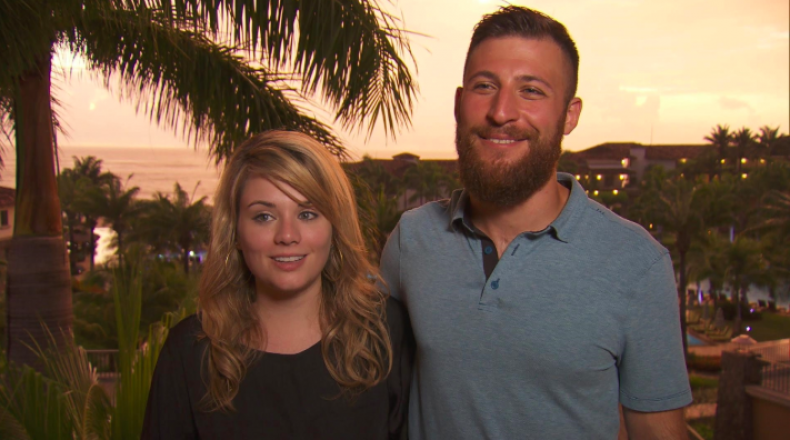 What Are The Instagram Accounts for 'Married at First Sight' Stars Kate and Luke? Luke Plugs Dating Site on His Page