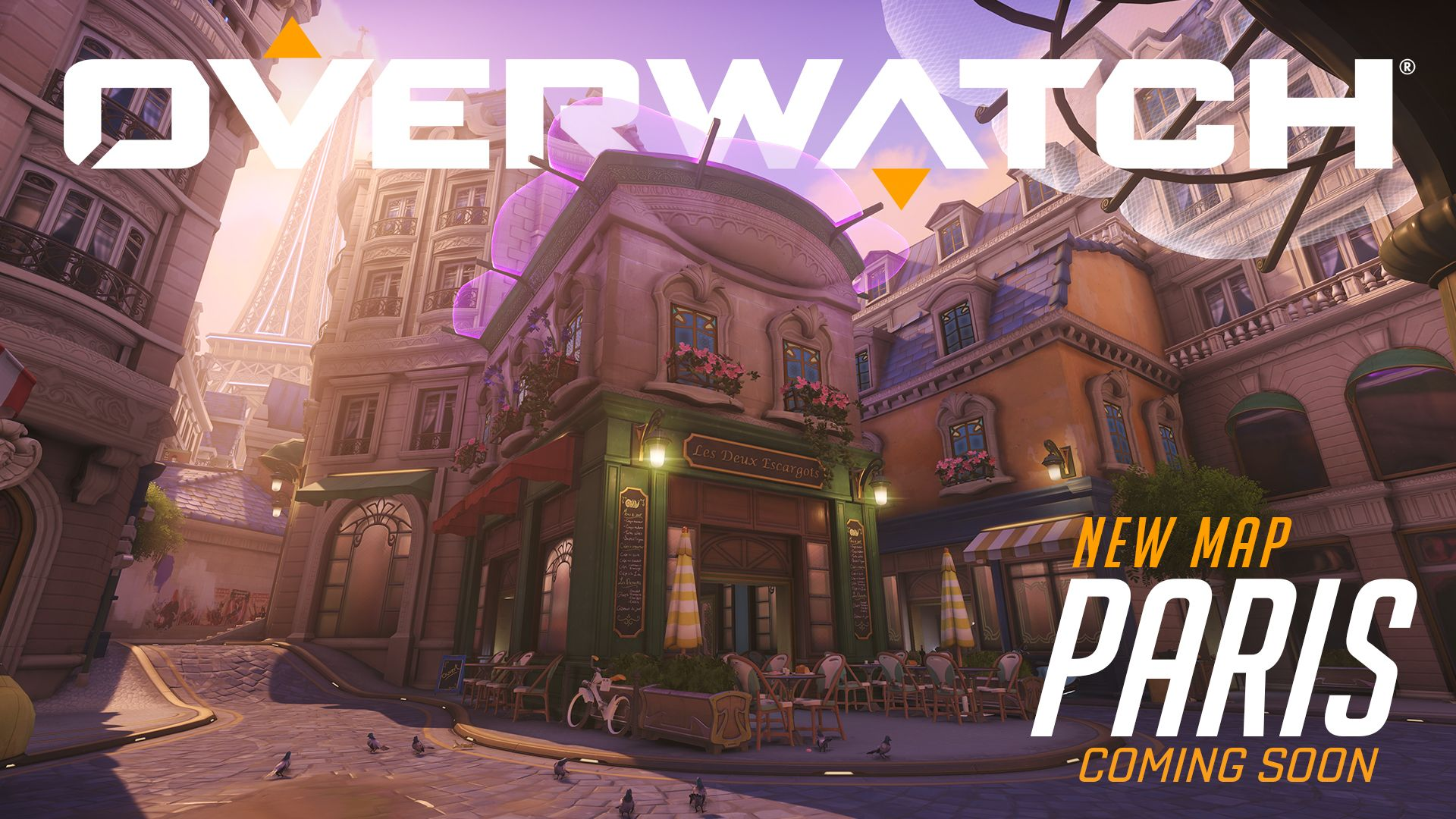 overwatch ptr patch notes new map paris