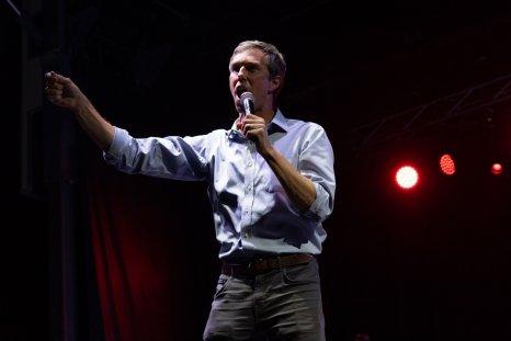 beto o'rourke, donald trump, 2020 election
