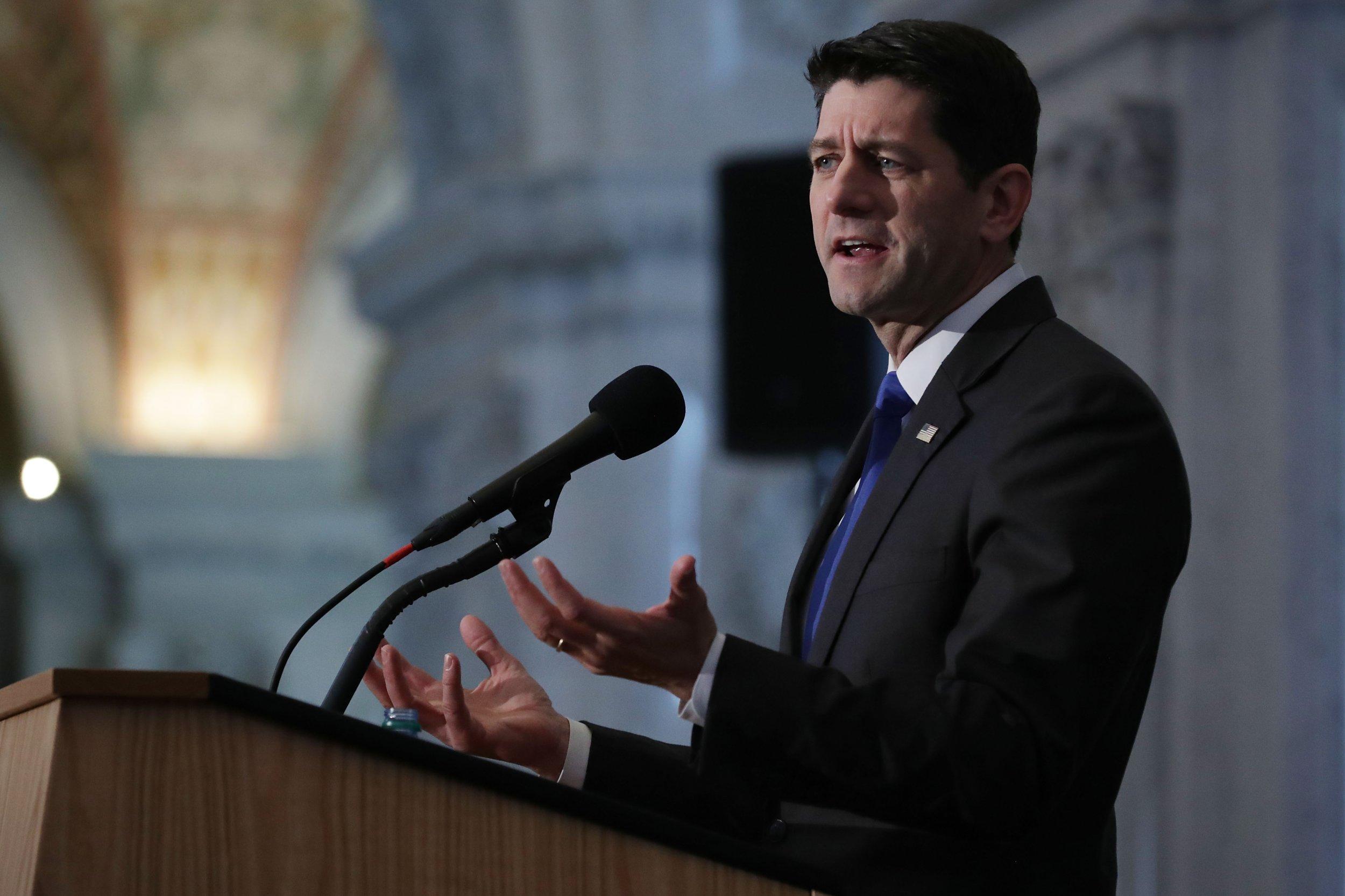 Paul Ryan border wall