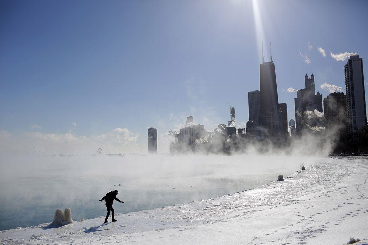 10 Polar Vortex Chicago