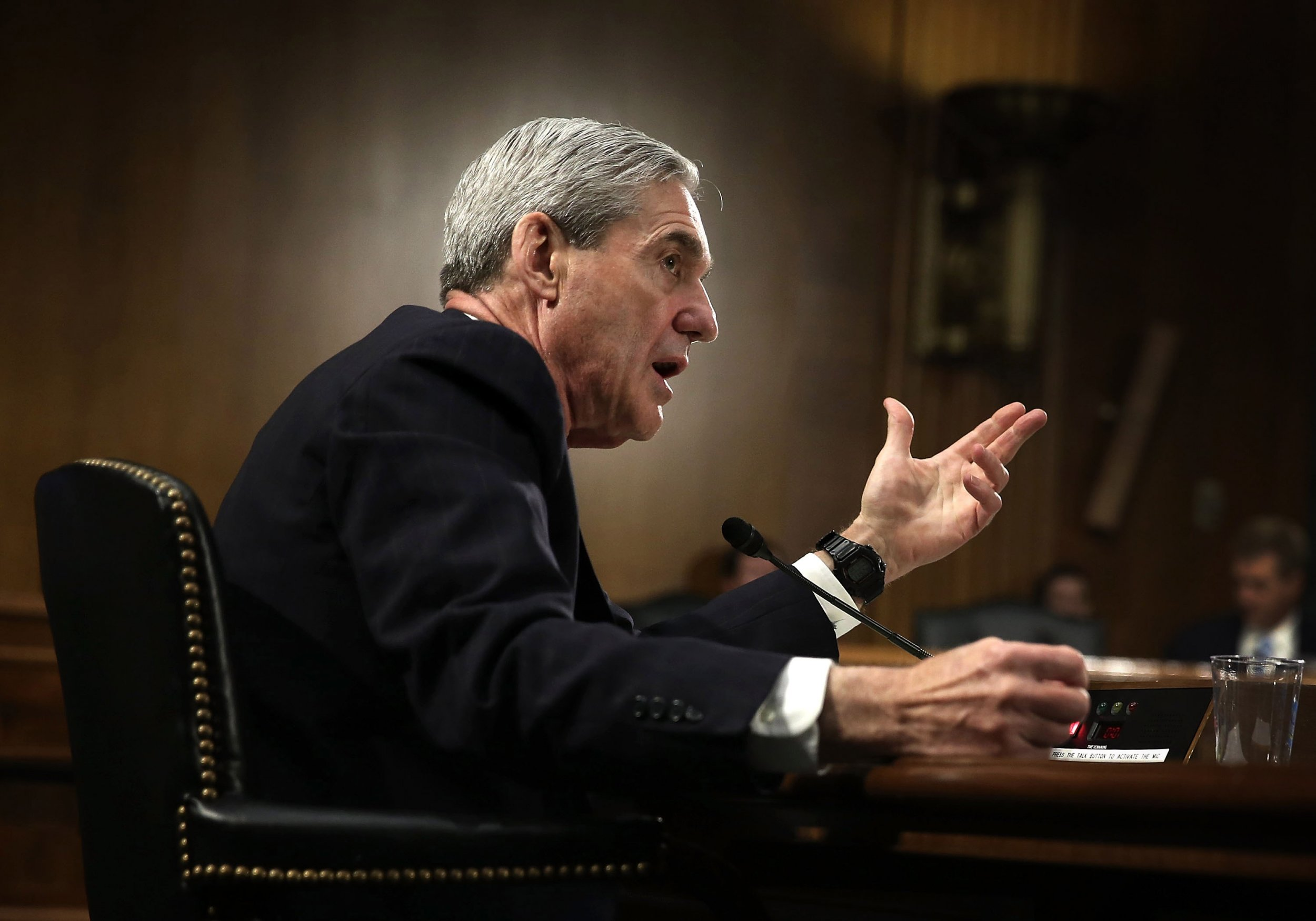 Mueller Evidence Trove Allegedly Leaked by Russians Was