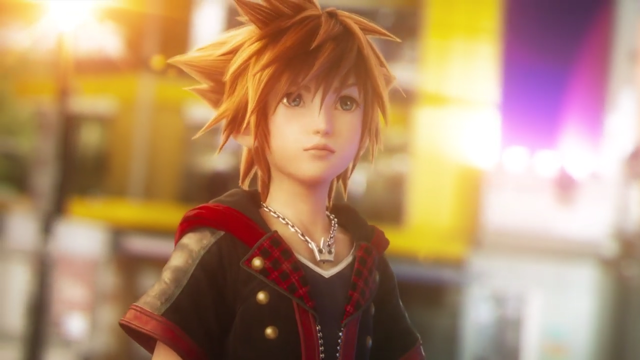 kingdom hearts 3 secret ending sora the world ends with you