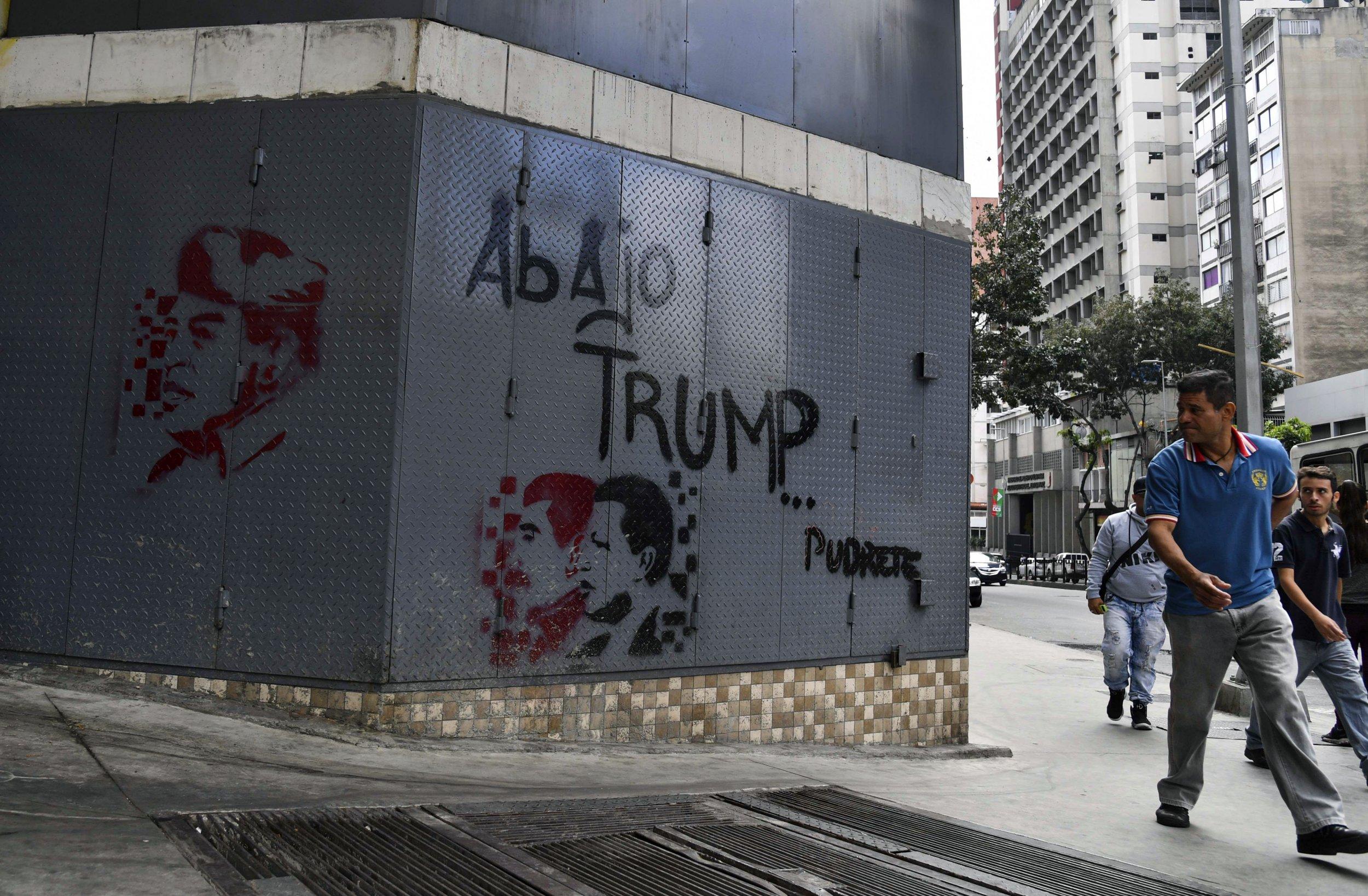 russia, us, venezuela, trump, election, donald