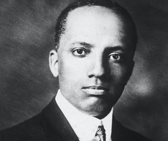 black history month carter g woodson