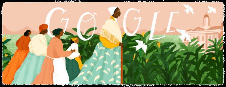 google doodle sojourner truth