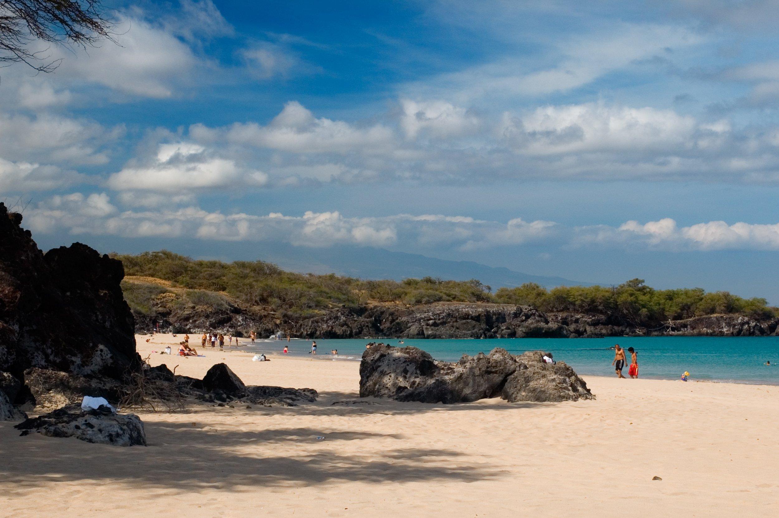 Hapuna Hawaii Beaches