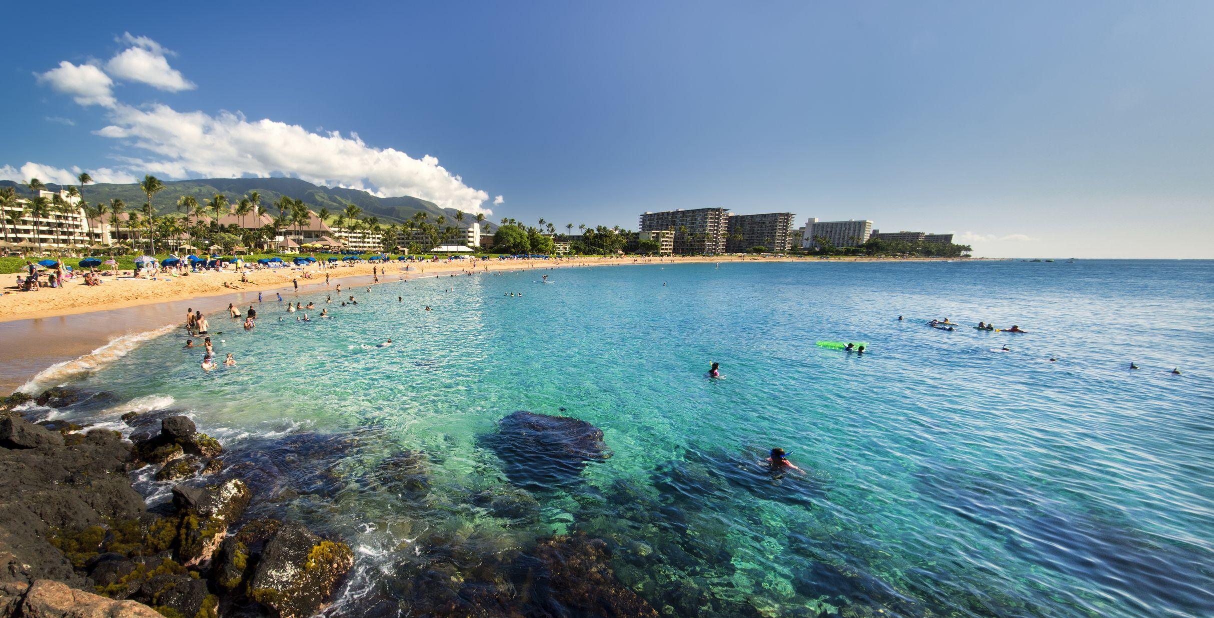 Kaanapali Hawaii Beaches