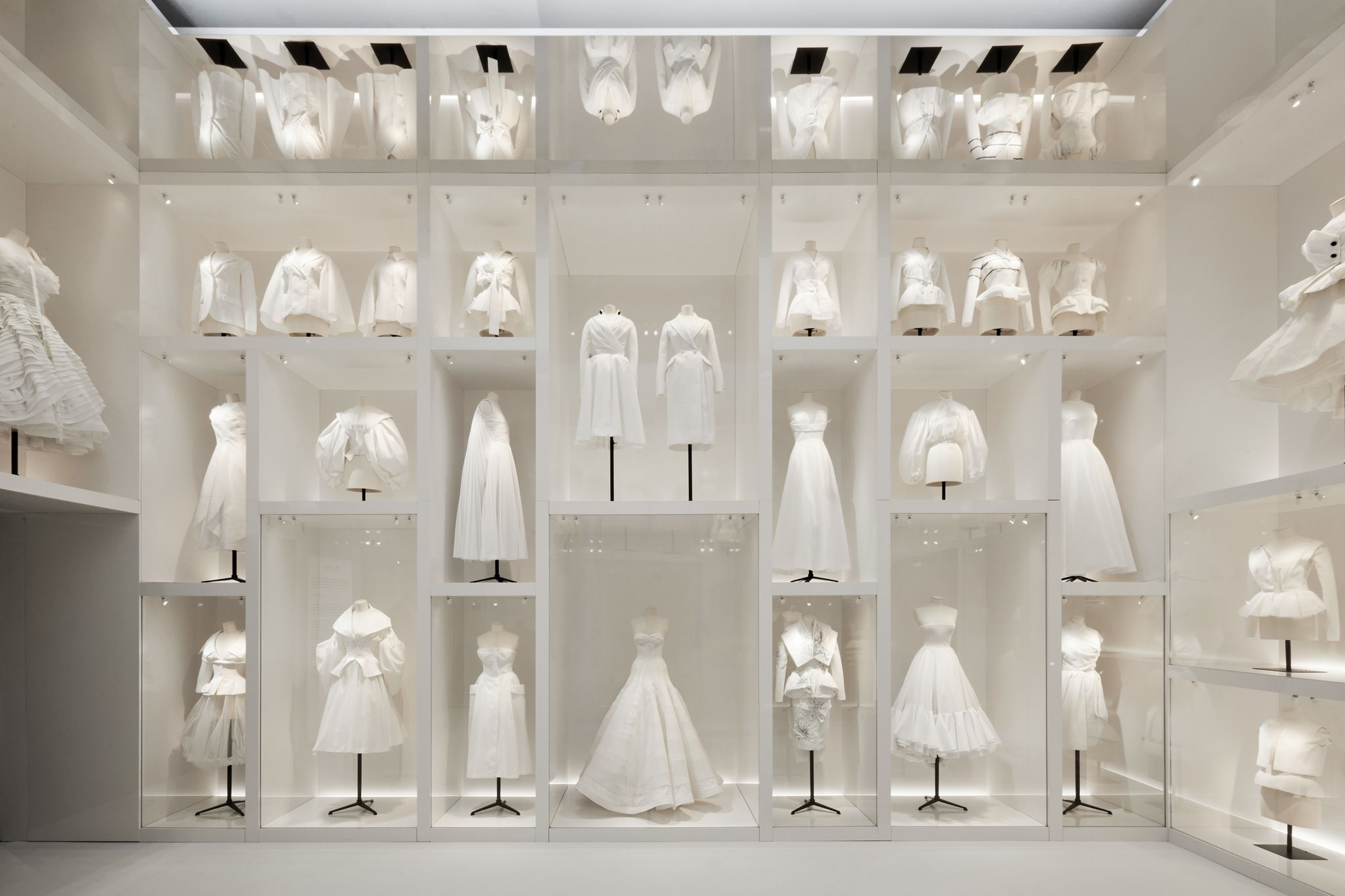 22680bffca5b78 Inside the Stunning Christian Dior Exhibit at London s Victoria   Albert  Museum