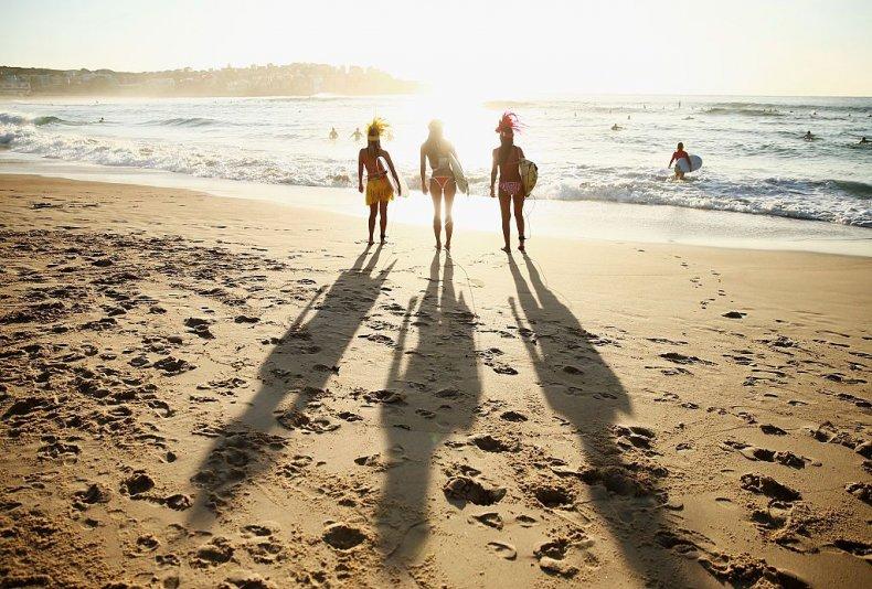 North Bondi Beach Sydney Gay Beach
