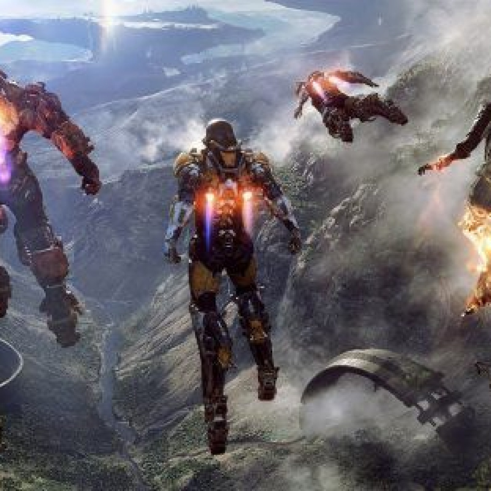 Anthem Javelin Guide Switching Flying And Picking The Super Suit Right For You
