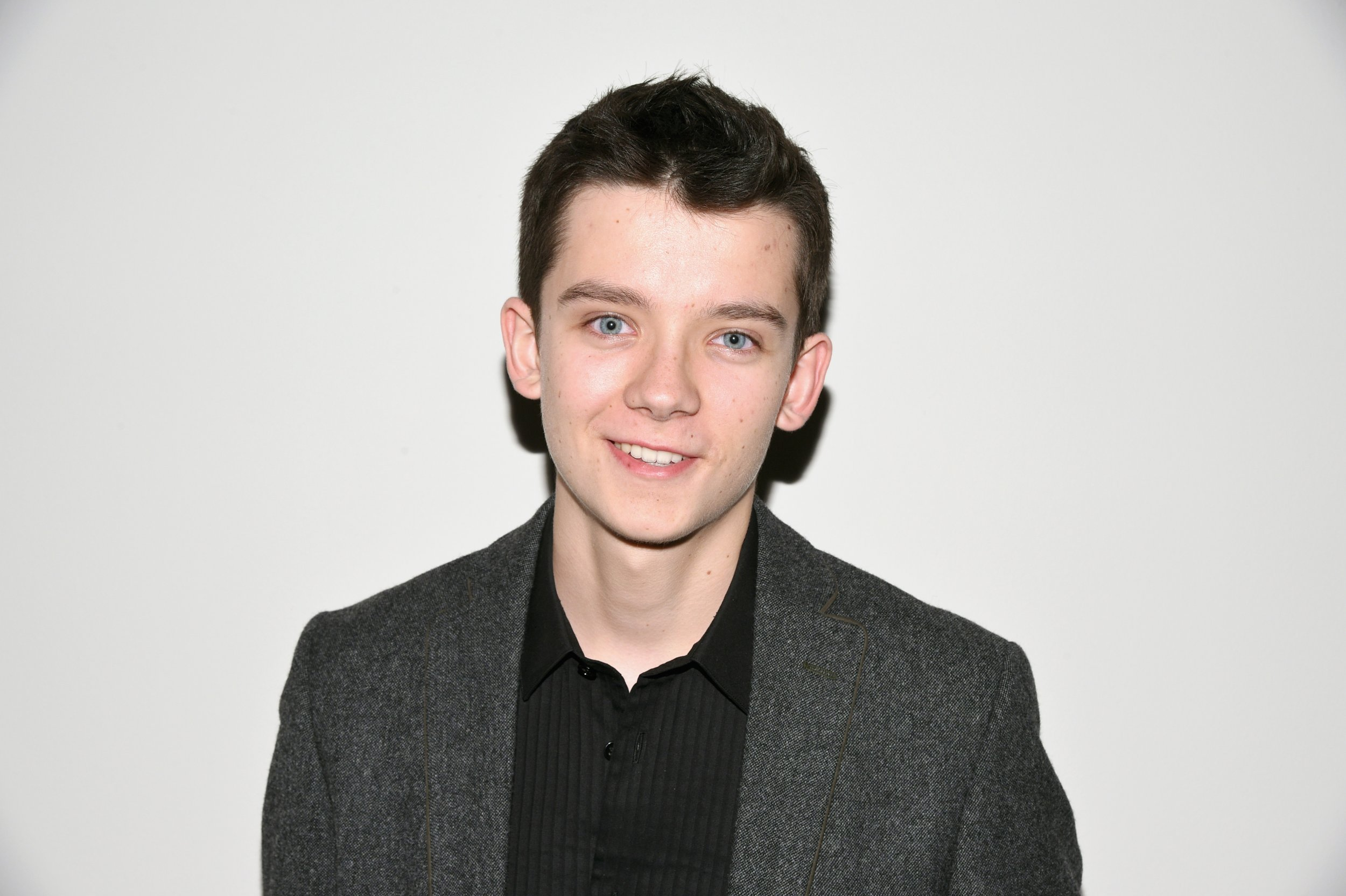 GettyImages-457874996 Asa Butterfield