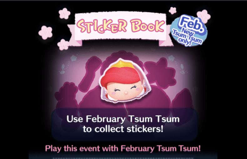 disney, tsum, tsum, february, 2019, event, calendar, upcoming, storybook, capsules, lucky, time