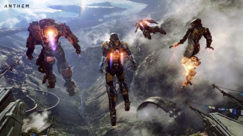 anthem how to swap switch weapons guide