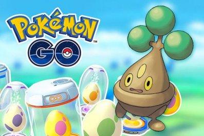 bonsly pokemon go