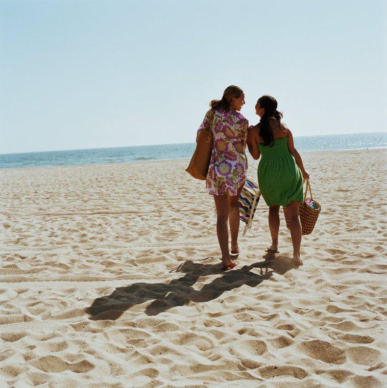 Will Rogers Beach Gay Beach