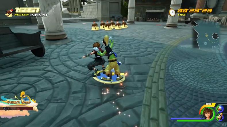 Kingdom Hearts 3 Flantastic Seven Location 1