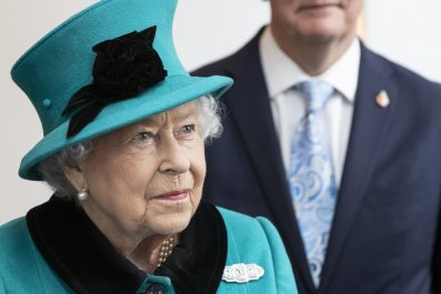 queen elizabeth 2 uk getty