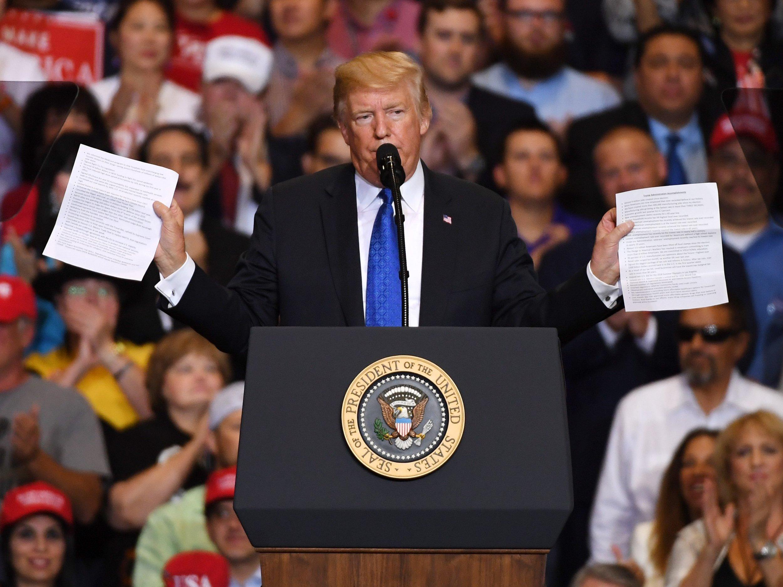 trump subpoenas