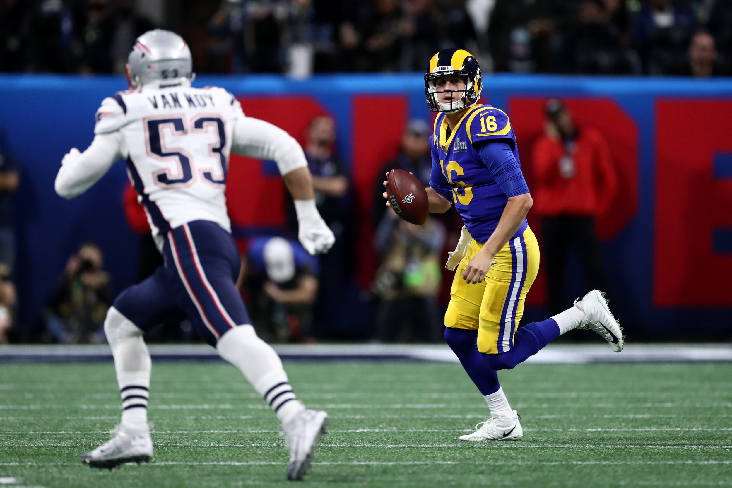 Super Bowl 53 Patriots Vs Rams Who Won The Super Bowl What Was