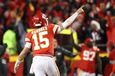 Patrick Mahomes, Kansas City Chiefs