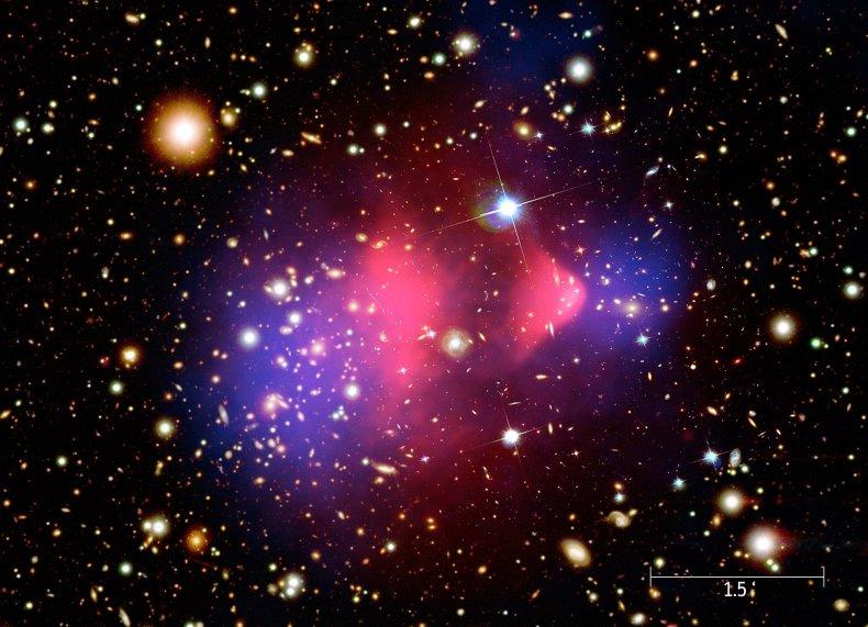Dark Matter, Physics, Space, Science, Universe, Mystery