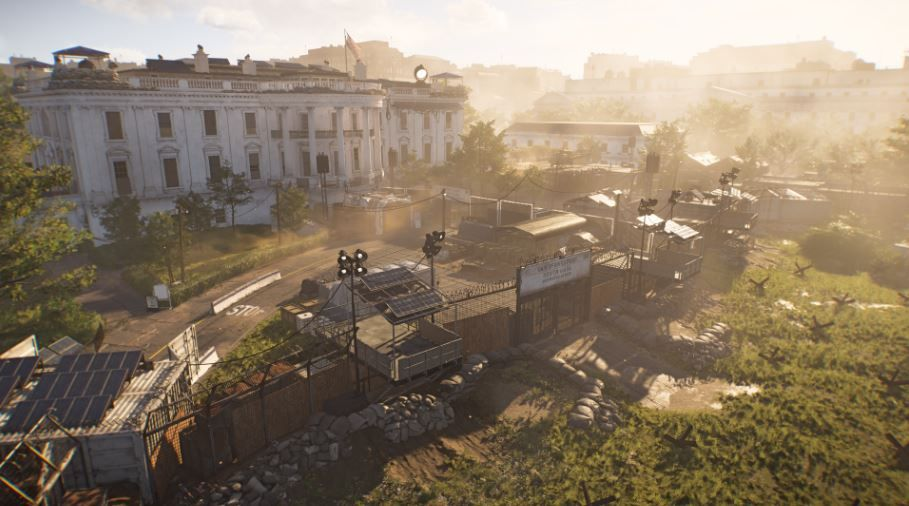 division 2 dark zone gameplay details