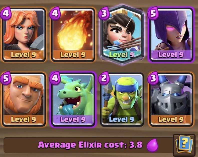 hog, race, challenge, decks, clash, royale, best, new, cards, win, lunar, new, year, event
