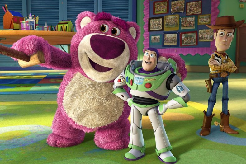 20 Toy Story 3