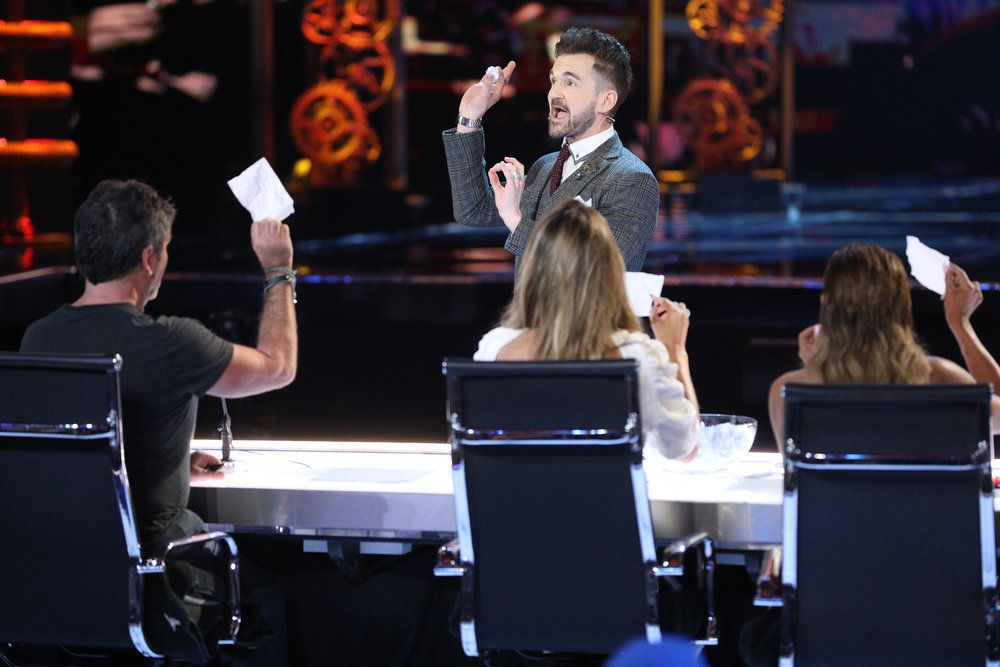 agt, champions, results, recap, episode, 5, tonight, last, night, contestants, who, went, through, Colin, cloud eliminated mentalist agt season 12