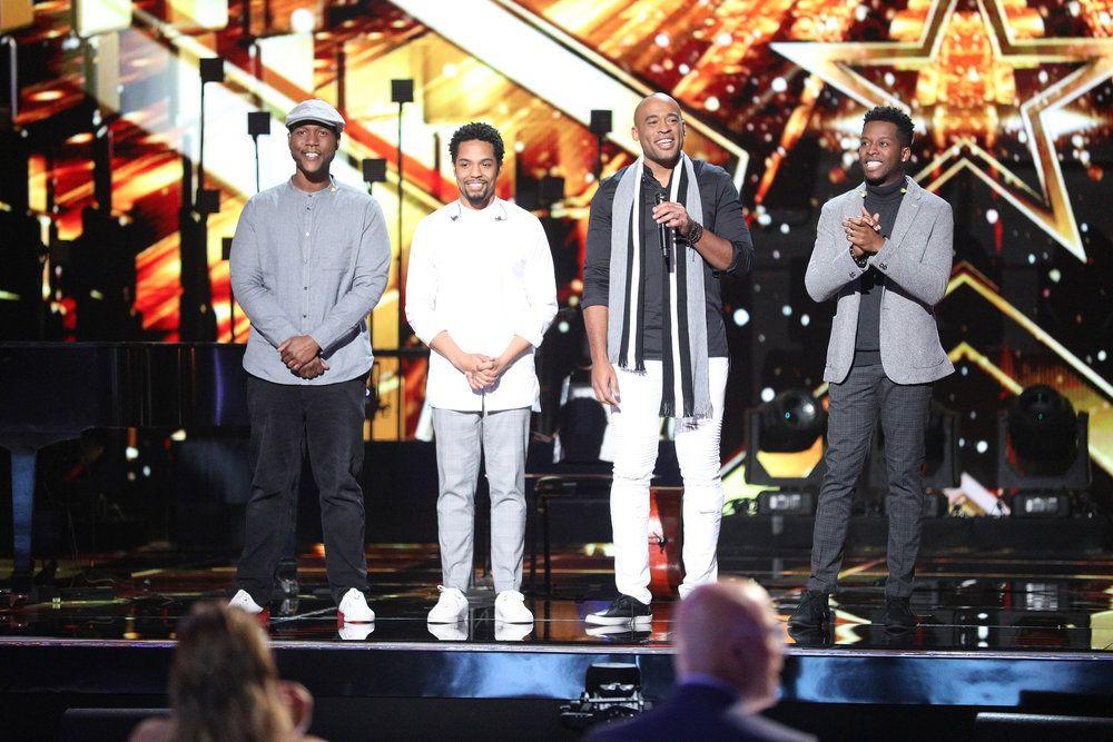 agt, champions, results, recap, episode, 5, tonight, last, night, contestants, who, went, through, Sons of Serendip eliminated quartet performances season 9 agt