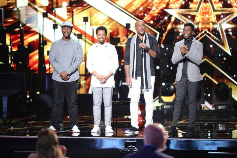 agt, champions, results, recap, episode, 5, tonight, last, night, contestants, who, went, through, Sons of Serendip eliminated quartet performances season 9 agt