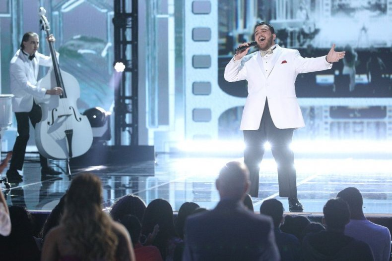 agt, champions, results, recap, episode, 5, tonight, last, night, contestants, who, went, through, sal valentinetti eliminated singer jazz New York agt season 11