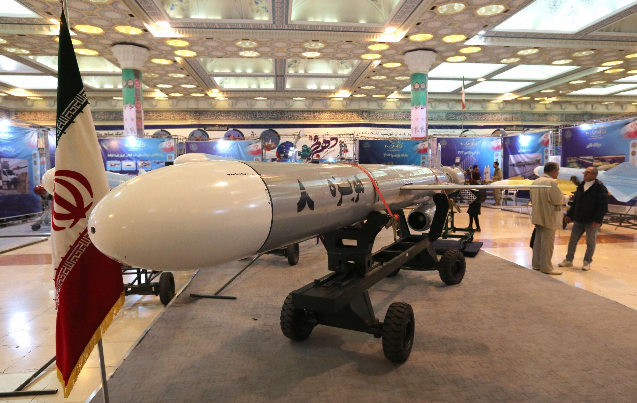 iran, long, range, missiles, revolution