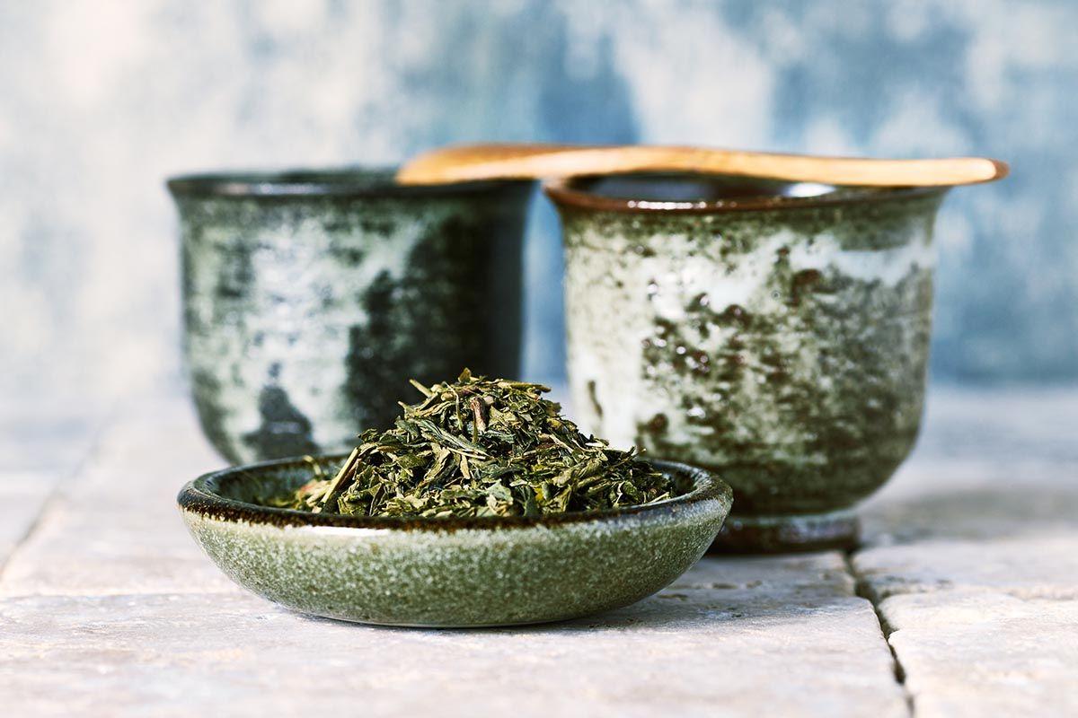 Nootropics Smart Drugs green tea
