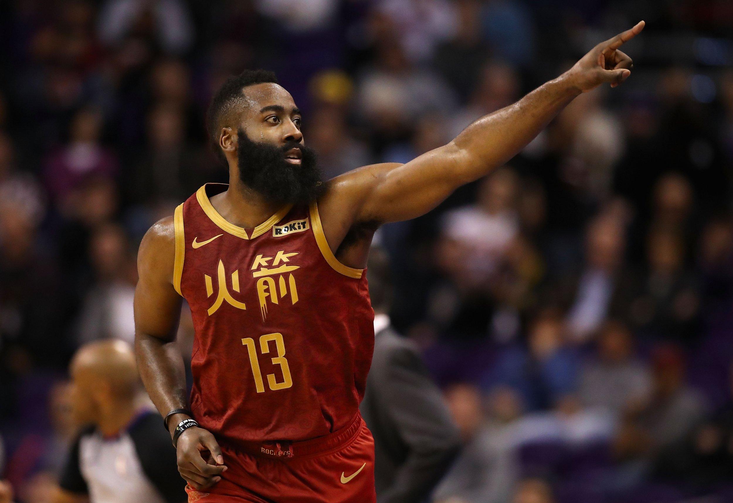 4ac75157ee72 James Harden Makes NBA History