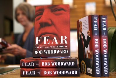 bob woodward fear trump