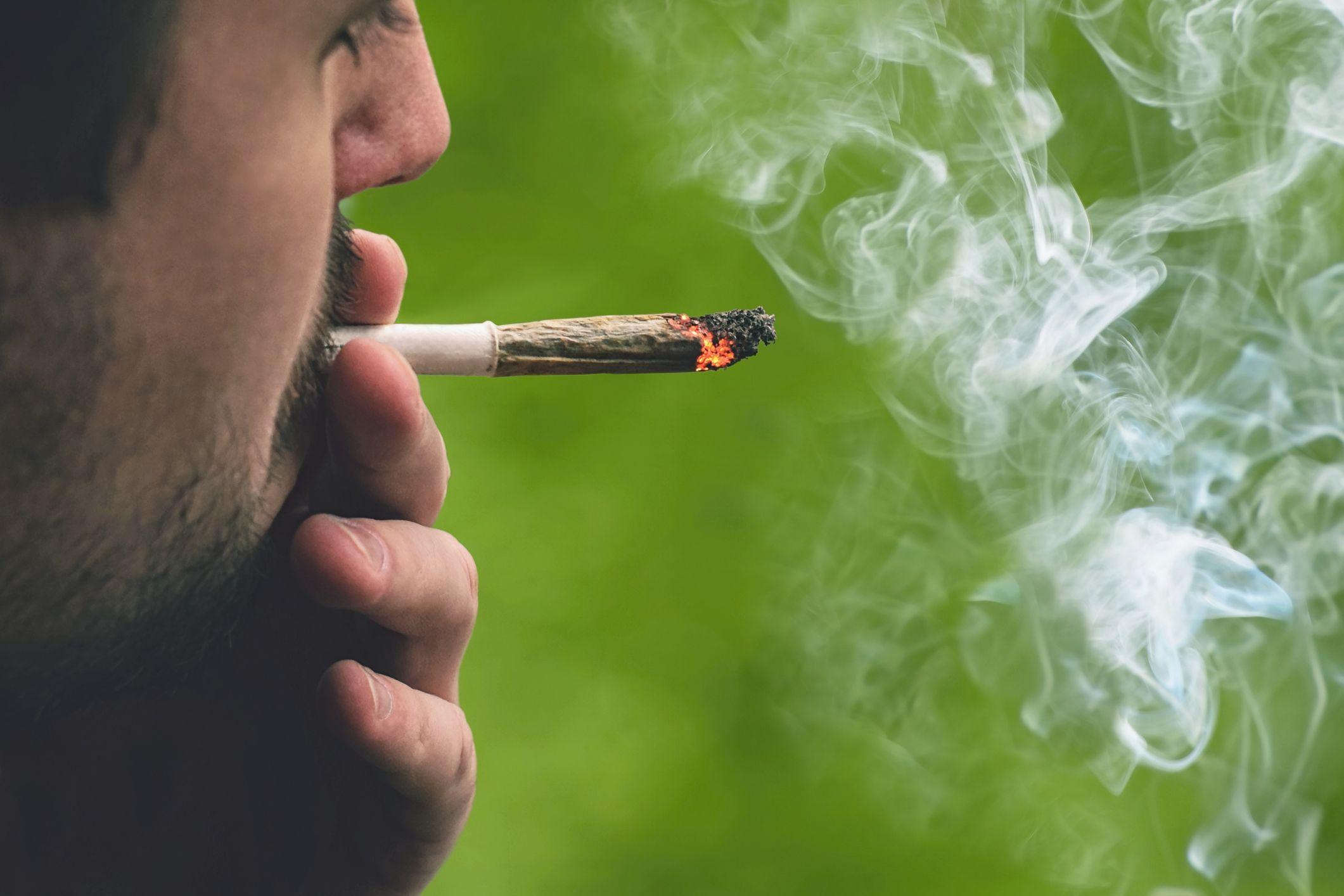 cannabis stock join marijuana getty