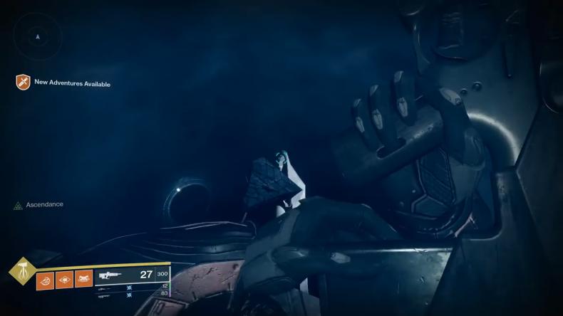 Destiny 2 Ascendant challenge feb 5 egg 2