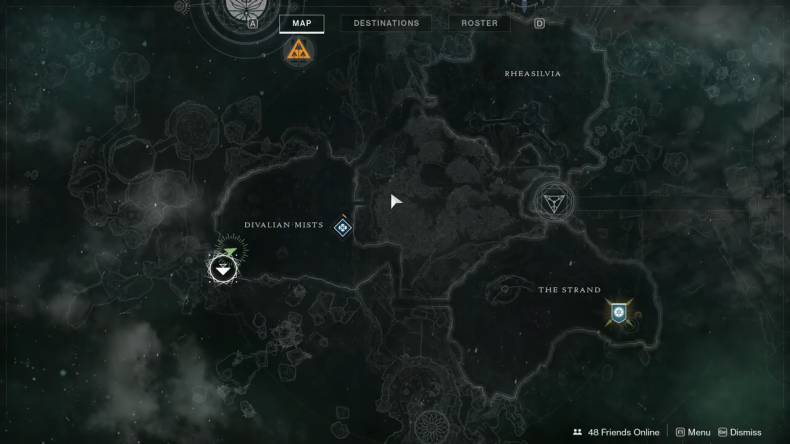 Destiny 2 Ascendant challenge feb 5 location