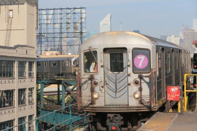 New York City Subway shooting