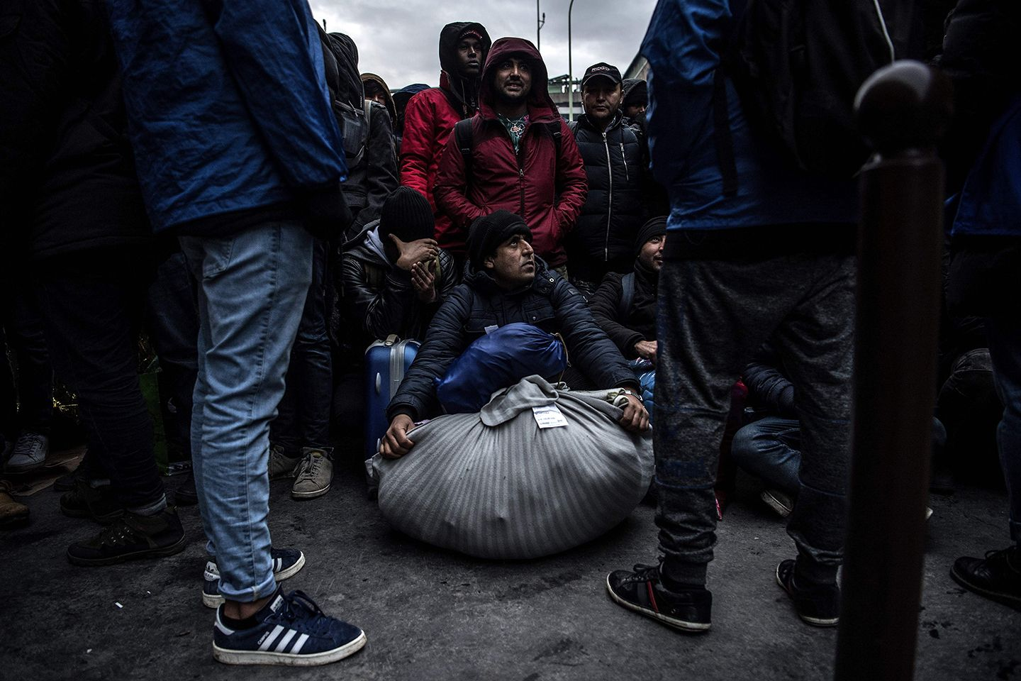 Migrants in Waiting